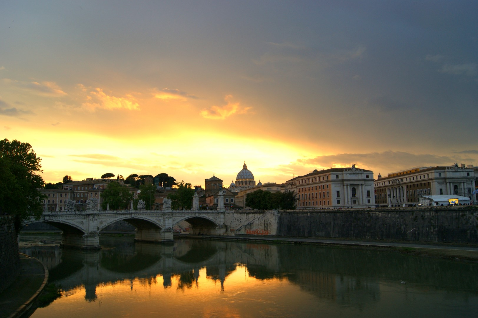 rzym-roma-kanonizacja-podróż
