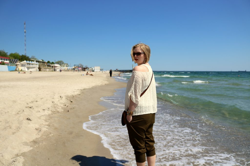 Summer Beach Backdrop for photography
