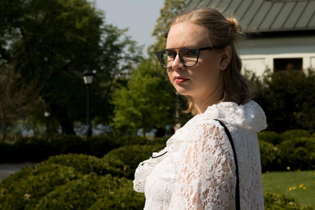 Okulary korekcyjne – smutna konieczność? – designerskie oprawki